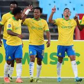 4 Mamelodi Sundowns Players At Risk Of Missing Orlando Pirates Tie.
