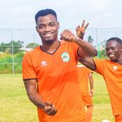 Injury boost for Kumase Asante Kotoko as Emmanuel Keyeke returns to training this morning.