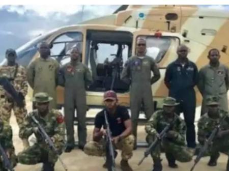 Nigerian Army Neutralise Boko Haram Attack In Borno State