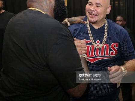 Check out Rick Ross and Fat Joe amazing car collection