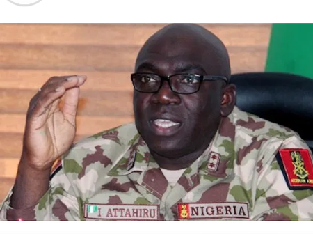 Boko Haram will end soon - Attahiru assures Nigerian