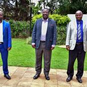 A Boost For Mudavadi? Speculations as Mudavadi Meets These Leaders After They Ditched Raila