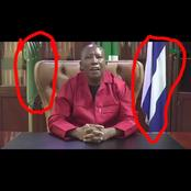 What the Flags behind Julious Malema people are talking about Represent: See This