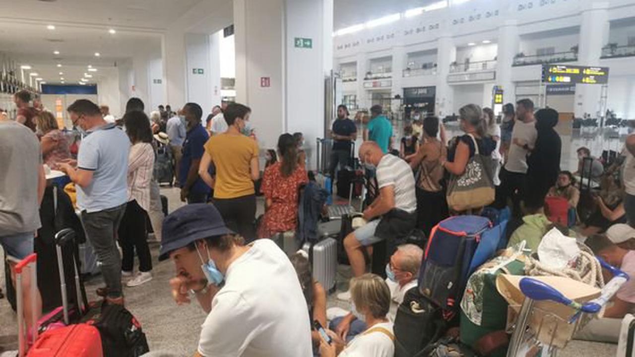 Vol Malaga-Nantes : 37H de retard, un rennais raconte