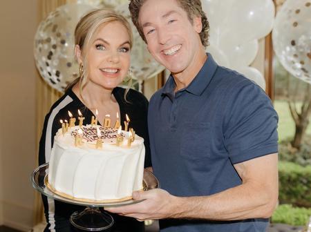 Popular American Pastor Celebrates Wife's Birthday In Grand Style.