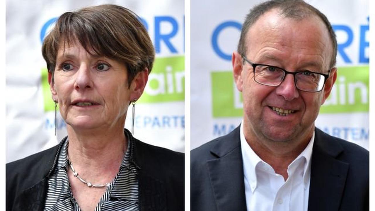 Election départementales - Jean-Marie Taguet et Agnès Audeguil (Corrèze Demain) réélus dès le premier tour sur le canton d'Egletons