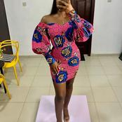 23 Ravishing Ankara mini dresses to keep you in style