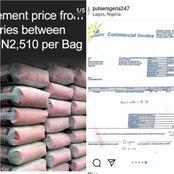 Dangote Cement Debunks Price Hike, Shows Evidence