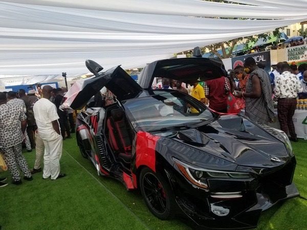 4774cb0a452b4fdcbffcd8a97ed278e8?quality=uhq&resize=720 - Kwadwo Safo Jnr Celebrates His Birthday With A Lamborghini Cake After Building The Same Type Of Car