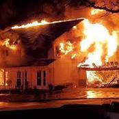 Tension In Aso Rock As Fire Breaks Out