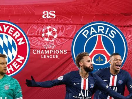 Bayern Munich vs PSG: 2020 finalists meet again