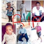 Sad As Six Members Of A Family Including Two Children Killed In Tragic Crash (Photo)