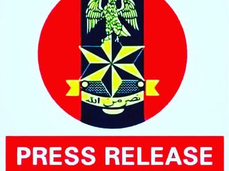 Nigerian Army Releases Names of successful candidates shortlisted