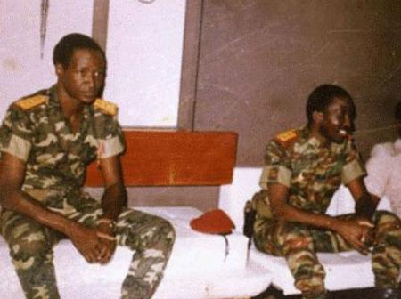 Meet The Iconic African President That Was Killed In A Coup Led By His Close Friend, See His Reason