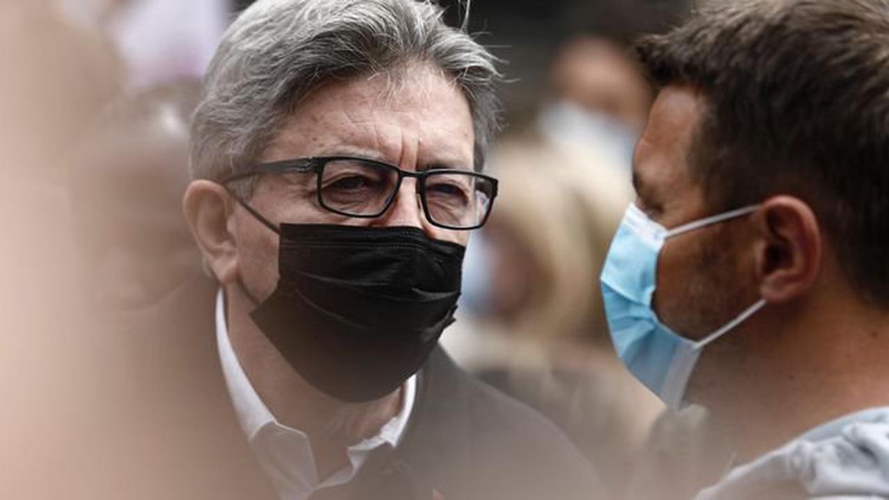Mélenchon contre Zemmour : comment l'Insoumis se prépare