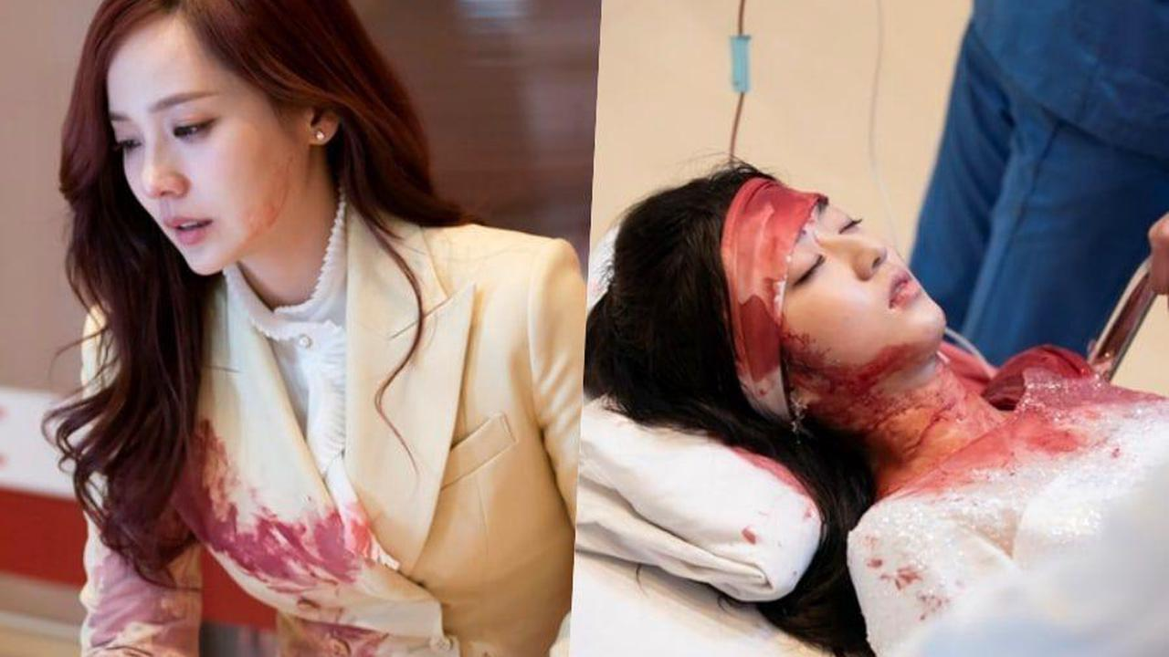 """Eugene Is Devastated By Her Daughter Kim Hyun Soo's Critical Condition In """"The Penthouse 2"""""""