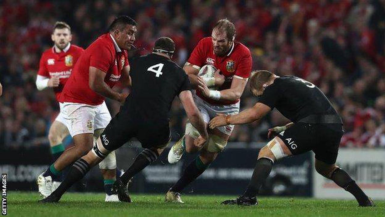 British & Irish Lions set to call on Gregor Townsend