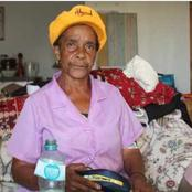 It has ended in tears for the domestic worker who refused a retirement package of R40 000