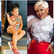 Meet The Beautiful Daughters Of Top 10 Ghanaian Celebrities Who Look Extremely Beautiful And Cute.