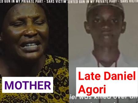 My Daughter Told Her SARS Boyfriend To Flog Her Brother And They Did This To Him - Woman(Video)