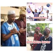 Omoyele Sowore Has Got Many People Talking As Reno Omokri Posted His Photos As A Blackmailer