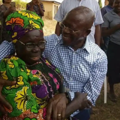 See Aishetu Oshiomole, The Mother of The Powerful And Successful Politician, Adams Oshiomole