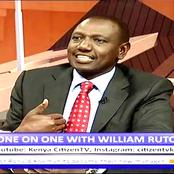 8 Things To Expect In DP Ruto's Citizen TV Interview Tonight