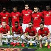 This is Manchester United F.C Trophy Cabinet