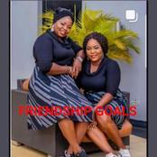 Yoruba Actress Lawal Rukayat And Bose Akinola Serves Friendship Goals In New Photos.