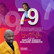 Adeboye at 79: See how Apostle Suleman, Bishop Oyedepo, Pastor Poju and Oby Ezekwesili celebrated him