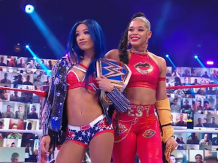 Bianca Belair Explains Why She Wants  To Face Sasha Banks At WrestleMania