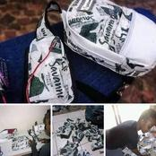 Meet this African Lady who uses Savanna plastics to make schools bags(opinion)