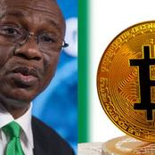CBN Governor's Briefing On Cryptocurrency Stirs Reactions on Twitter
