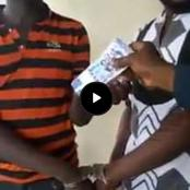 Police arrest and expose two fake 'Mallams' (Video)