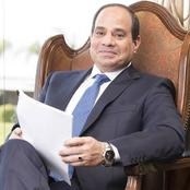 الرئيس السيسي أسعد الموظفين بمعاش «إضافي» 1000 جنيه حد أدنى و7 آلاف جنيه حد أقصى.. وهذه هي الشروط