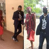 Drama As Sowore Shows Up In Court Today With A Native Doctor