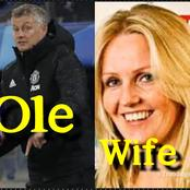 See Beautiful Photos Of Wife Of Manchester United's Coach Ole Gunnar Solkjaer