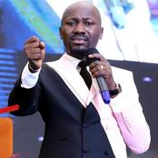Apostle Johnson Suleman Sends Strong Message To Boko Haram Terrorists, Read What He Said.