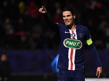 Man united to sign Edinson Cavani before the transfer window ends
