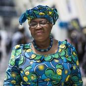 See These Photos Of Ngozi Okonjo-Iweala In Ankara Outfits