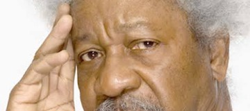 We have another President in Aso Rock - Wole Soyinka