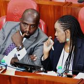 """""""How Do You Sleep With Murkomen and Susan Kihika's 'Blood' on Your Hands?"""" Kang'ata Asked"""