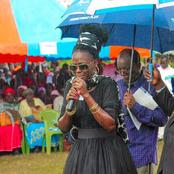 Rest in Peace, Singer Akothee Mourns a Close Relative