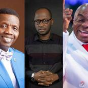 I've Seen You Celebrate Adeboye & Oyedepo But Never Seen You Celebrate Your Mates - Evangelist Iyke