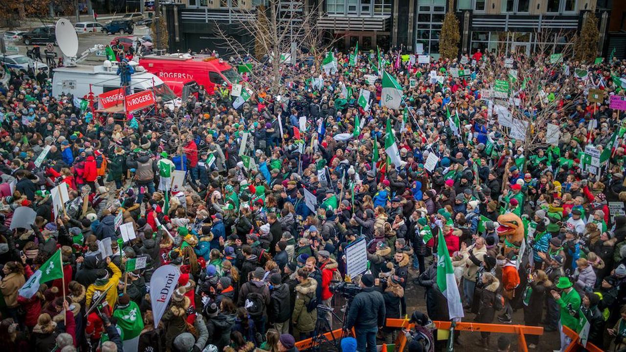 Débat des chefs fédéraux: et les francophones hors Québec, eux?