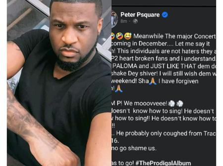 Mr P replies troll who said he won't stream Mr P's song unless he brings back his twin brother.