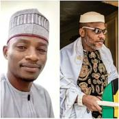 See What a Northerner Said To Nnamdi Kanu After He Reacted To The Attacks Of The Fulani Herdsmen
