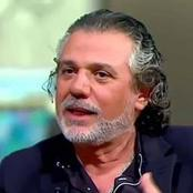 ناصر سيف ...والده فنان كوميدى مشهور..وهذه زوجته الفنانة المعتزلة.. وشاهد صور إبنة الممثل الصاعد