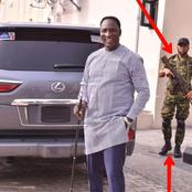 See Who Was Spotted Behind A Popular Nigerian Man Of God Prophet Jeremiah Omoto Fufeyin