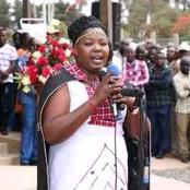 Happy International Women's Day Hon. Joyce Korir- Bomet County MP